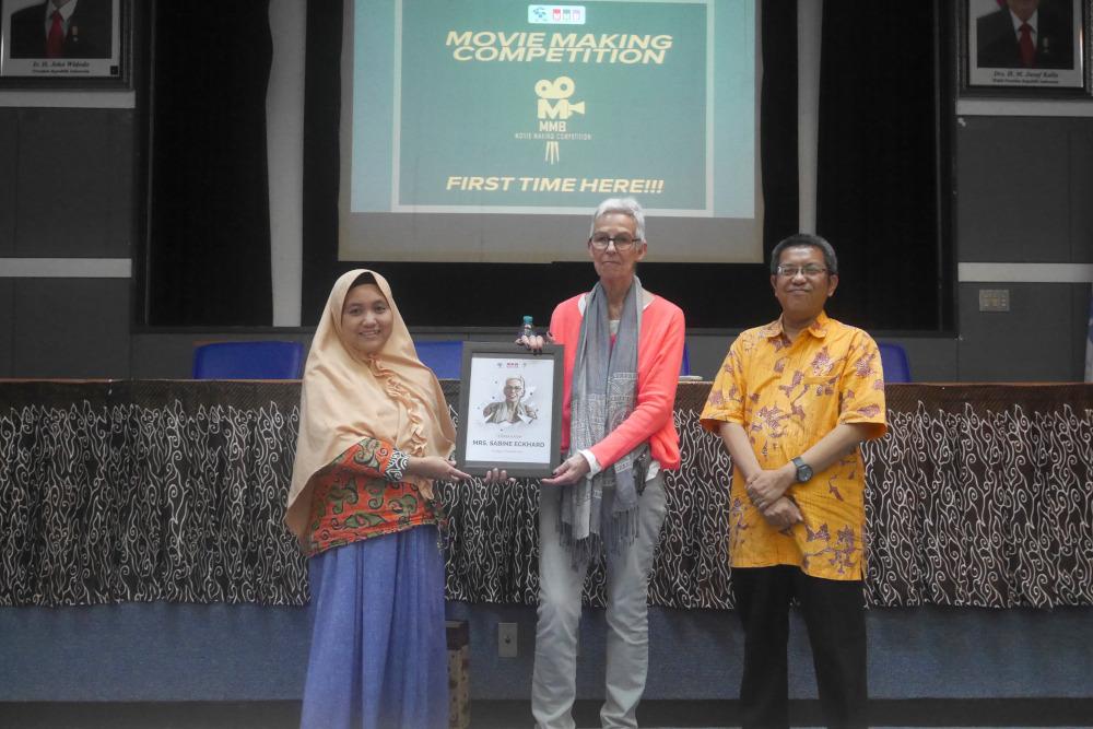 Kompetisi produksi film pendek di MMB